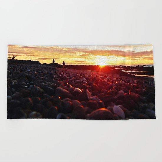 Pebble Beach Saturated Beach Towel