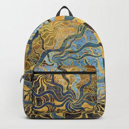 starry starry sea Backpack