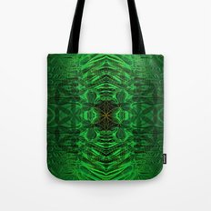 on the edge of the universe Tote Bag