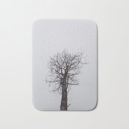 Grey Tree mood Bath Mat