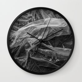 Paint Job Wall Clock