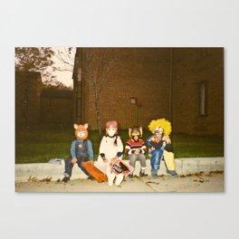 Halloween Class of 1986 Canvas Print