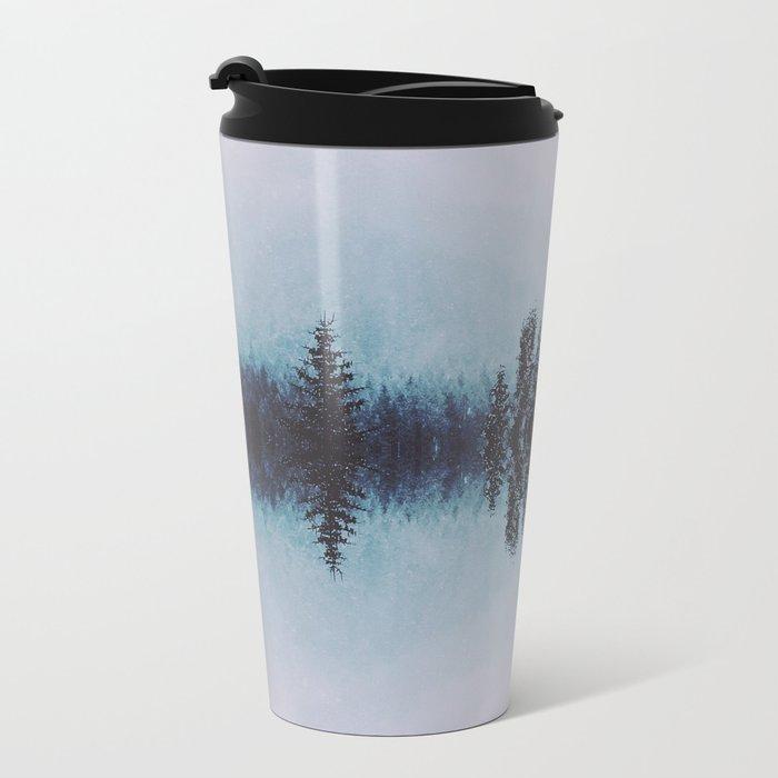 Pale world Metal Travel Mug