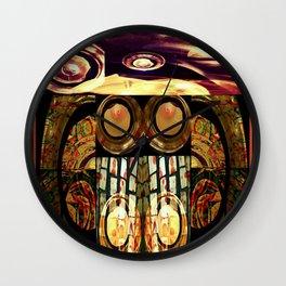 Mayan series 2 Wall Clock