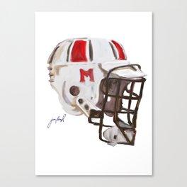 Maryland Bucket Canvas Print