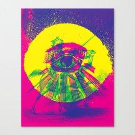 This Guiding Light Canvas Print