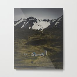 Lonely Mountain Farms Metal Print