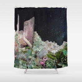 Tincalcon-II Shower Curtain