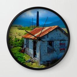 Field of Dreams Wall Clock