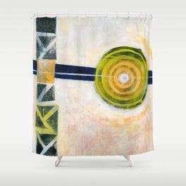 Target Practice Shower Curtain