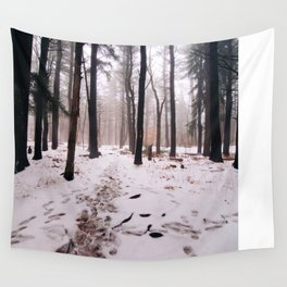 Woods Wall Tapestry