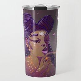 Galaxy Goddess Travel Mug