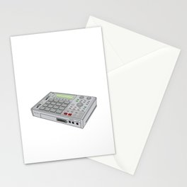 MPC Music Producer design Stationery Cards