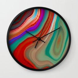 Colors Dynamics Wall Clock