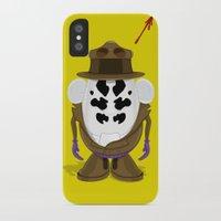 Mr Potato R. Slim Case iPhone X