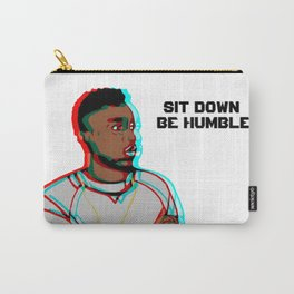 Sit Down Be Humble - Kendrick Lamar Carry-All Pouch