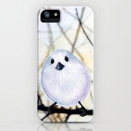 Winter Birdie iPhone Case