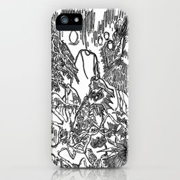 Arches- B&W iPhone Case
