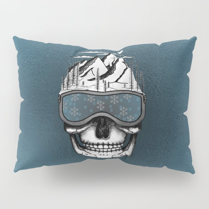 Skullorado v2 Pillow Sham