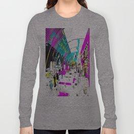 Late Nite Shopping Long Sleeve T-shirt