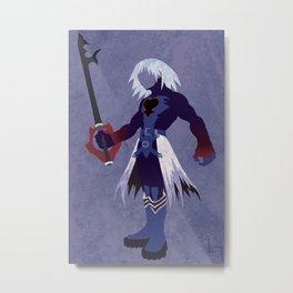 Riku  Metal Print