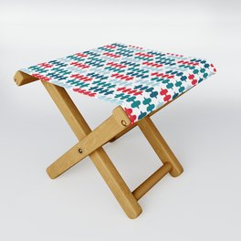Joy collection - Red leaves Folding Stool