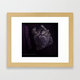 Keirark - In the Closet Framed Art Print