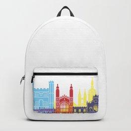 Cambridge skyline pop Backpack