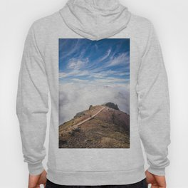 Mountains on Madeira Hoody
