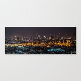 Grand Palace Bangkok | Thailand Canvas Print