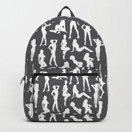 Femmes // Charcoal Backpack