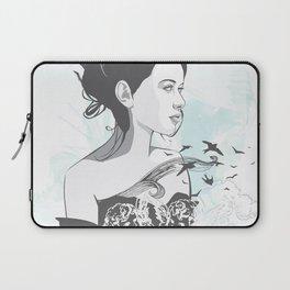 Susan Pevensie Laptop Sleeve