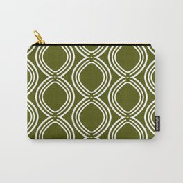 Hatchees (Olive Green) Carry-All Pouch