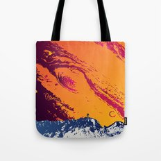 Stand on Europa Tote Bag