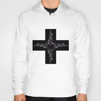 cross Hoodies featuring cross by Кaterina Кalinich