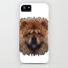 Chow iPhone Case