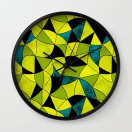 Abstract creative 2 Wall Clock