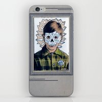 christian iPhone & iPod Skins featuring Christian by nicholas colen