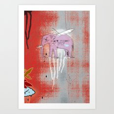 Thunderstruck No. 1 Art Print