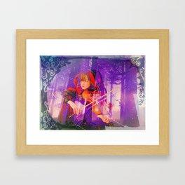 Lindsey Sterling: Forest Witch Framed Art Print
