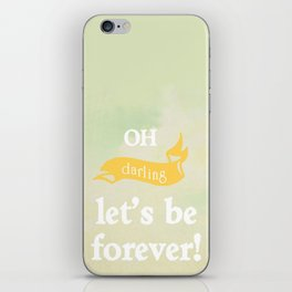 Oh Darling! iPhone Skin