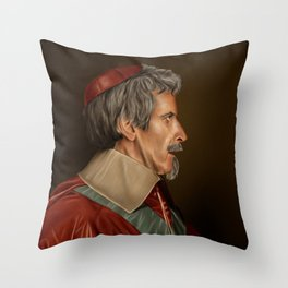 Richelieu Throw Pillow