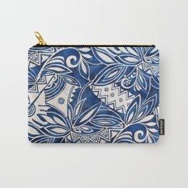 Hawaiian tribal pattern II Carry-All Pouch