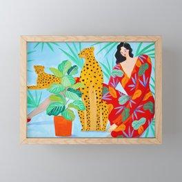 We Are Friends Framed Mini Art Print