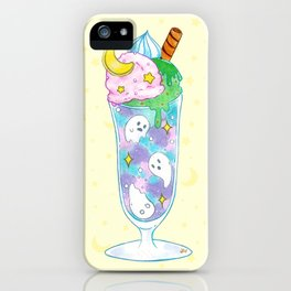 Ghost Shake iPhone Case