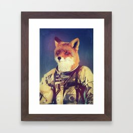 Star Fox Framed Art Print