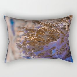 Winter Beauty Rectangular Pillow
