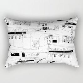 North Philadelphia Rectangular Pillow