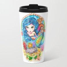 The Mermaid Travel Mug