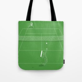 Game Point Tote Bag